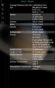 Solar Walk Free - Sistema solare e Pianeti 3D
