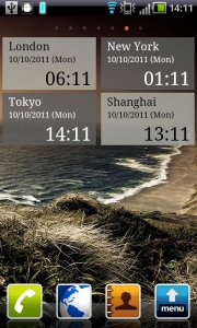 The World Clock Free