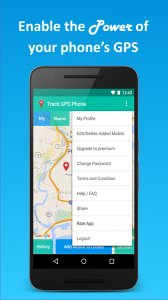 GPS Phone Tracker - Mobile Tracker