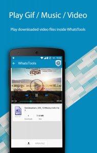 WhatsTools: Share File Via IM