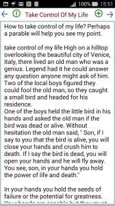 Best Motivational Stories
