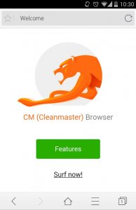 CM Browser - Ad Blocker , Fast Download , Privacy
