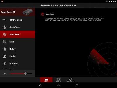 Sound Blaster Central