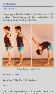 Daily Back Exercises
