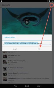 EZ Video Downloader for Facebook