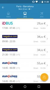 GoEuro: trains, buses, flights