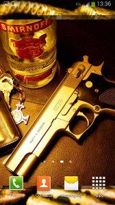 Guns Live Wallpaper