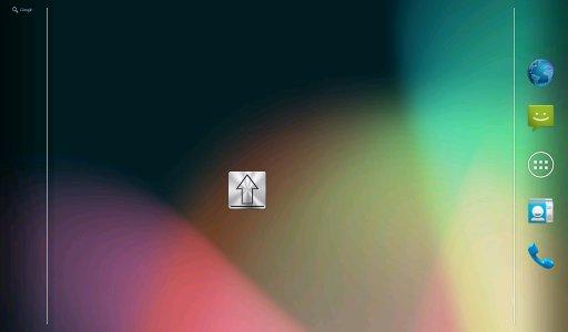 Hide System Bar (Full Screen)