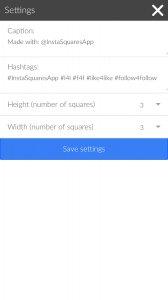 Instant Squares - Image Spliter