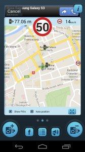 iSpeedCam (Speed Camera Alert)