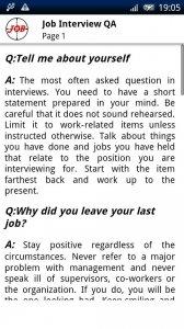 Job Interview Q&A