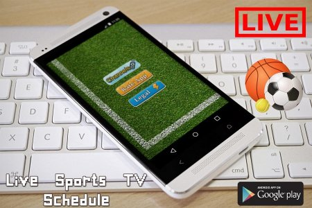 Live Sports TV Schedule Android App APK (com livetv