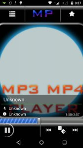 MP3 MP4 Music Player