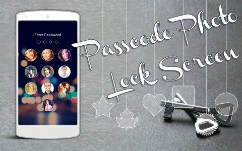 Passcode Photo Lock Screen