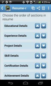 Resume-r
