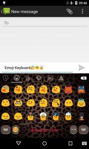 Emoji Keyboard-Sexy