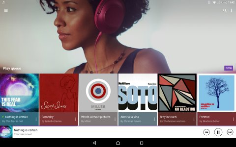 Sony Mobile Music