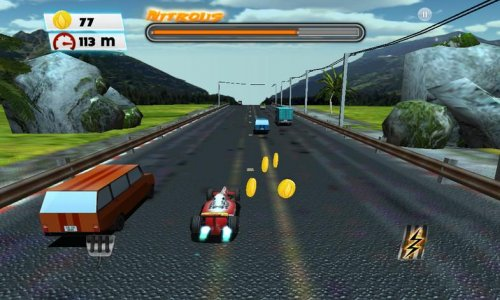 Terminal Speed Racing 3D
