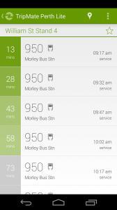 TripMate Perth Lite Transit