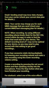 Ultra Voice Changer Text