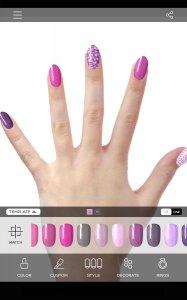 Virtual Nail Studio