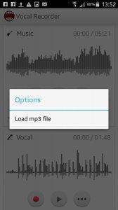 Vocal Recorder TwoTrack Studio