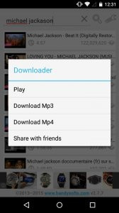 YouTube MP3 / MP4 Downloader / Convertor