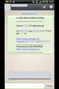 A-GPS WiPoS