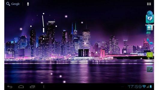 Amazing City : New York Beauty Live wallpaper free