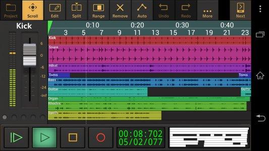 Audio Evolution Mobile Studio TRIAL