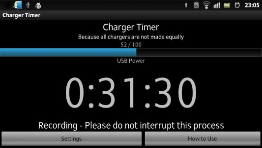 Charger Timer