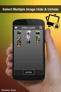 Gallary Lock :Hide Photo Video