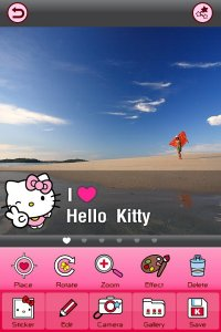Hello Kitty Photo & Place