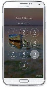 Lock Screen(OS8,Parallax)