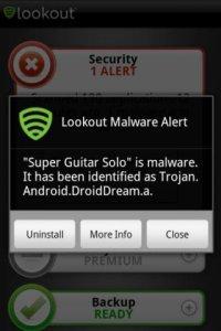 Lookout Seguridad y Antivirus