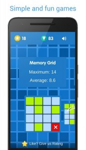 Memory Games: Brain Training