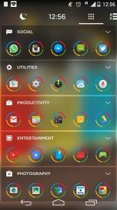 Icon Pack - Nexus Circle