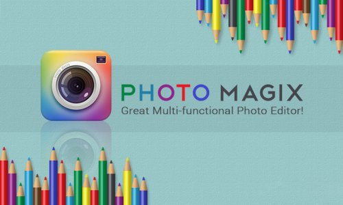 Photo FX: Photo Editor - Collage, Frames & Effects