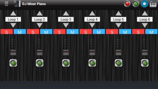 Professional Piano & DJ Mixer