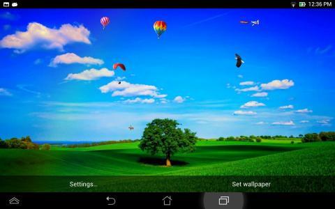 Landscape Live Wallpaper