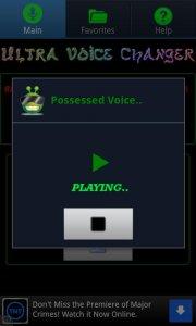 Ultra Voice Changer