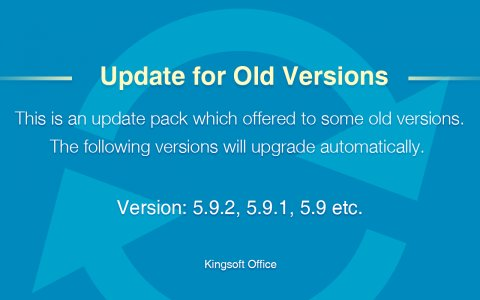 Update for Old Versions