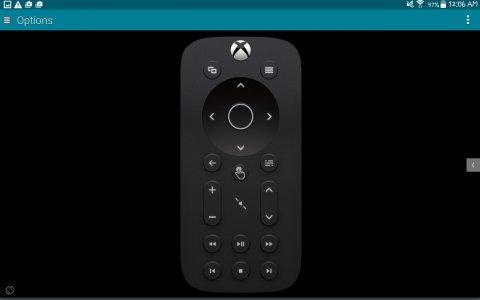 Universal Xbox Media Remote IR