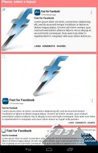 Fast - Social App