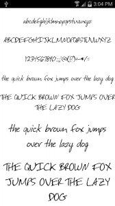Fonts for FlipFont #19