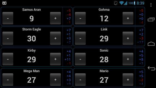 KeepScore - Score Keeper