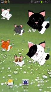 Kitty Cat Battery