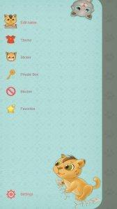 Kitty GO SMS
