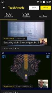 Mobcrush: Livestream Games