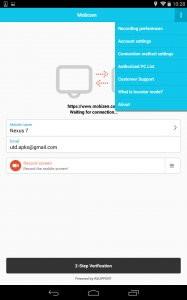 Mobizen Bildschirmaufzeichnung (Screen Recorder)